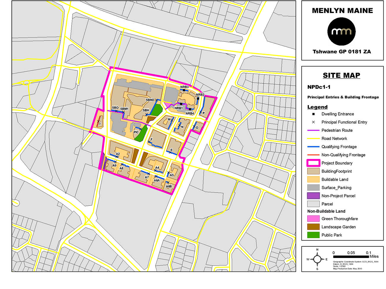 menlyn-maine-site-map